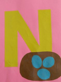 the vintage umbrella: Preschool Alphabet Projects... Letters I-P