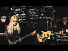 Dave Stewart Magic In The Blues feat. Orianthi (slide guitar) & Amy Keys...