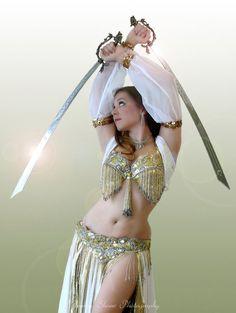 alima's swords by JeremyShane