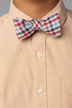 Forage Handcrafted Bow Tie