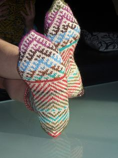 Ravelry: marvelous1's Turkish socks