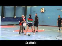 Cooperative Learning: Triangle Ball - YouTube
