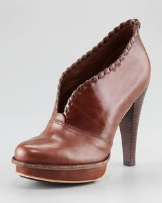 UGG Jamison Leather Ankle Boot