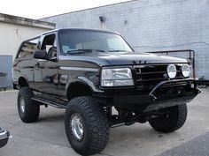 92 - 96 Bronco / F-Series front bumper