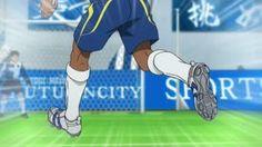 animated artist_unknown cgi detective_conan running sports