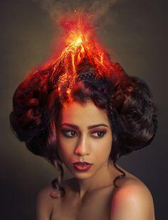 Dreamlike Fashion Photography : Nice Lies by Anna Radchenko Hair Photography, Photoshop Photography, Creative Photography, Fashion Photography, Photoshop For Photographers, Photoshop Tips, Photoshop Design, Photomontage, Surreal Photos