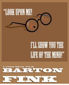 Barton Fink Poster by benmcnully.deviantart.com on @deviantART