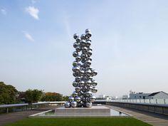 ANISH KAPOOR Tall Tree and the Eye