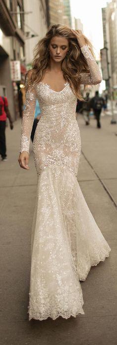 Stunning Winter Wedding Dresses