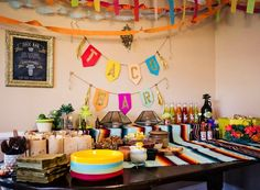 Fiesta-themed Engagement Party {Guest Feature} - Celebrations at Home
