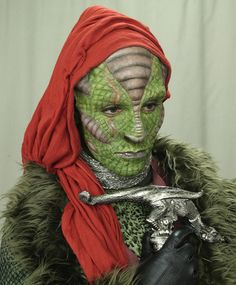 Make-up Effects #creature design