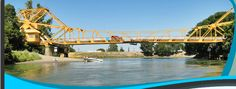Sacramento River on the CA Delta is boaters paradise, but the car bound can get in on action too. A favorite route is I-80 E, head out Hwy 12 E. to Rio Vista. Hit Route 160 left and meander along the  banks of the Sacramento River. Explore the towns of Isleton, Rio Vista, Walnut Grove. Don't miss the old Chinese town of Locke and burgers at Al's Place (completely non P.C. 'Al the Wop's' to the rest of us), Est.1915. You'll wind up in Sac eventually, but you'll sure have a fun time getting…