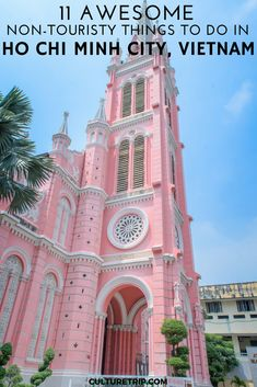 11 Awesome Non-Touristy Things to Do in Ho Chi Minh City, Vietnam|Pinterest: theculturetrip