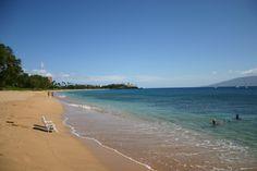 Maui Island: Kahekili Beach; snorkel right off of the beach and see sea turtles