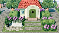 Animal Crossing Wild World, Animal Crossing Guide, Animal Crossing Villagers, Nintendo, Animal Games, Island Design, New Leaf, Custom Design, Outdoor