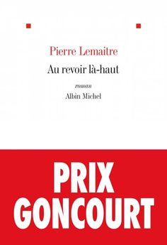 """#CybookLecture de @MissHulk2991 """"Bonjour :) Pierre Lemaitre """"Au revoir là-haut"""" (j'ai un de ces retards...)"""" #VendrediLecture"""