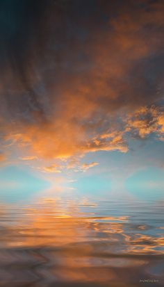 Focal Point by Jerry McElroy Water Aesthetic, Sunset Wallpaper, Water Photography, Aesthetic Backgrounds, City Art, Ciel, Cute Wallpapers, Street Art, Sunrise