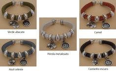 Genuine leather bracelets handmade in Portugal. Online store: www.yucamar.tictail.com