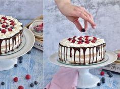 Vanilla Cake, Tiramisu, Cheesecake, Cooking Recipes, Fresh, Cookies, Ethnic Recipes, Desserts, Crack Crackers