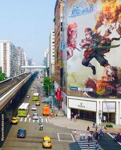 Taipeh, Taiwan, Geschichten von Städten und Food on: http://myworldsalad.com