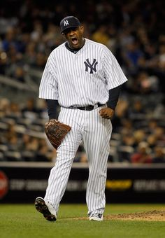 Not a Yankee fan AT ALL. But you gotta love CC Sabathia, plays in New York has season tickets to the Oakland Raiders. Like I said not a Yankee fan but I am a fan of CC