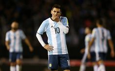 Lionel Messi could miss the World Cup 2018 after Argentina's draw with Venezuela Messi World Cup, Fifa World Cup, World Cup Tickets, Chile, Football Predictions, Sports News Update, Own Goal, Sports Headlines, Football Match
