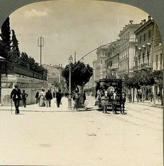 Located Near Mercure Hotel Itzehoe Klosterforst, Athens (/ˈæθɪnz/; Old Photos, Vintage Photos, Pakse, Mercure Hotel, Athens Greece, Nostalgia, The Past, Street View, Black And White
