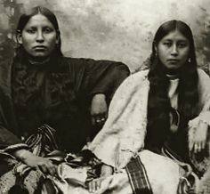 Comanche women. No date or other information as yet! Native American people are a part of my heritage too.