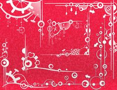 A set of really off the wall corners with embellishments like hearts, arrows, captains wheel and other objects. Add some whimsy to a boring image, if you are feeling brave, overlay a few different corners and see how your project pops. Off The Wall, Brushes, Overlays, Corner, Photoshop, Projects, Log Projects, Blue Prints