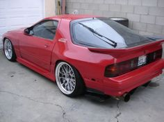 Red FC RX-7
