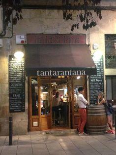 Tantarantana - Sant Pere-Santa Caterina i la Ribera - Barcelona, Cataluña