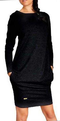 Cupshe All Day Long Sweatshirt Dress