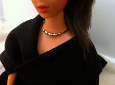 Barbie doll jewelry Fashion Royalty Poppy by MiniLuxeCollection, $12.00