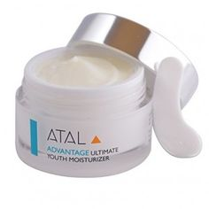 Moisturiser Day and Night Cream by ATAL - with Peptides Matrixyl 3000 and Matrixyl Synthe-6, Retinol, Hyaluronic Acid and Vitamin E - The Most Effective, Anti Wrinkle, Anti Aging Moisturizer for Women and Men