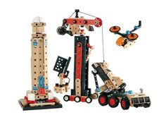 Brio construction sets