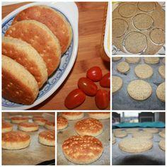 Polarbrød – Spiselise Scones, Pancakes, French Toast, Food And Drink, Baking, Breakfast, Recipes, Morning Coffee, Bakken