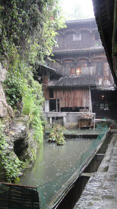 Furong: China Ancient Town, Western Hunan | In #China? Try www.importedFun.com for award winning #kid's #science |