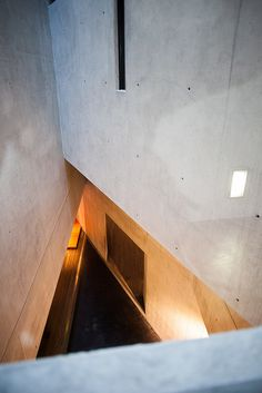 Berlin Jewish Museum by Lighting Love.