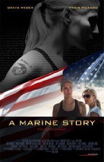 Marine officer Alexandra is tough enough to kick any guy's ass in a bar fight, but there's one opponent she can't beat: military policy. When she returns to her conservative hometown from Iraq with a mysterious personal life, she finds herself charged with preparing a tempestuous teenage girl to boot camp.