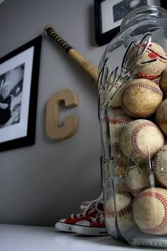 24 Best Vintage Baseball Decor Images In 2019