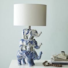 Shirley Fintz Table Lamp | west elm