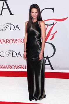 Katie Holmes at the 2015 CFDA Fashion Awards, New York (2015)