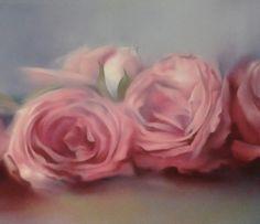 Poésie de roses, détails Pastels, Icing, Roses, Flowers, Plants, Pink, Rose, Florals, Planters