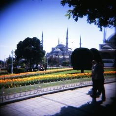 time to go for Istanbul lomo trip <3