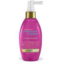 OGX Detoxifying + Pomegranate & Ginger Scalp Toner