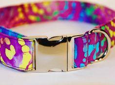 Mystical Dog Collar by mileyandmoscow on Etsy
