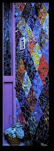 Мозаичная красота!