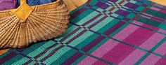 huck lace weaving patterns - Google Search