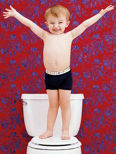 See the 7 easy steps to potty train your child in just one weekend: http://www.parents.com/videos/v/73290761/how-to-potty-train-in-3-days.htm?socsrc=pmmpin130418ptt3DayPottyTrain Potty Training Boys, Toilet Training, Training Tips, Toddler Fun, Toddler Potty, Kids Potty, Toddler Stuff, Best Potty, Baby Kind