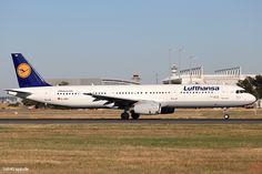 D-AIRU, Bild vom 25.08.2016 in Frankfurt, (FRA), CN 692, A-321-131, Lufthansa